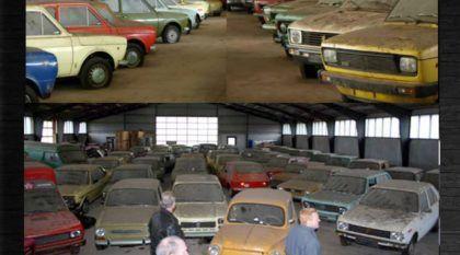 A Concessionária Fiat abandonada por mais de 30 anos (escondendo clássicos 0km) – VÍDEO impressionante!