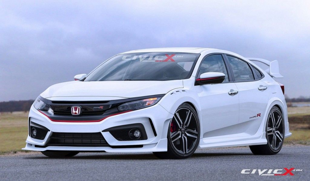 Novo Honda Civic Type R