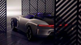 Designers da Renault ousam e criam impressionante Carro-Conceito futurista (em homenagem a Le Corbusier)!