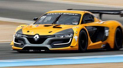 Com motor de Nissan GT-R, o novo (e estupendo) supercarro Renault Sport R.S. 01 vai para a pista!