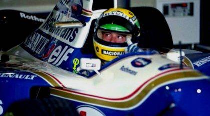 De arrepiar, o Dia em que Ayrton Senna narrou sua própria volta em Interlagos (e o Galvão Bueno silenciou)!