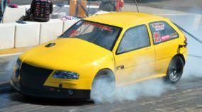 VW Gol com Motor AP é o carro com tração dianteira mais rápido do mundo!