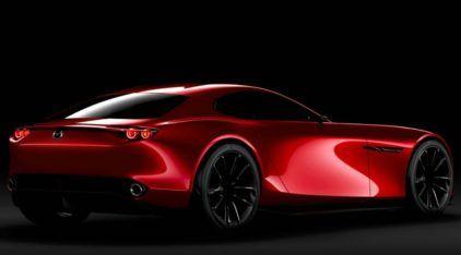 Mazda RX Vision: protótipo antecipa a volta do RX-7 (e com motor rotativo)