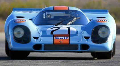 Assim era o Porsche vencedor de Le Mans em 1971 (e outros modelos clássicos)