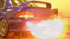 Os roncos mais incríveis dos motores boxer Subaru (com direito a chamas no escapamento)