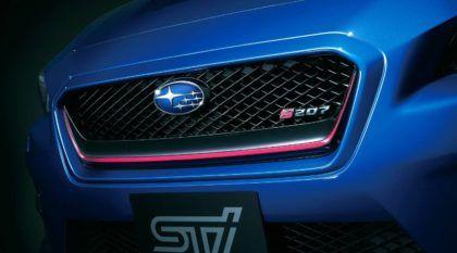 Subaru WRX STI S207: versão de 330 cavalos para apenas 400 felizardos (japoneses)