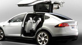 Tesla Model X: essas portas são apenas parte deste projeto revolucionário