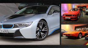 Top! Conheça o incrível Museu (e a história) da BMW, e ainda veja um test drive com o i8!