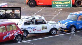 Você é bom de Baliza? Antes de responder, veja um cara (ninja ao volante) batendo o Recorde Mundial!