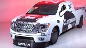 Nissan e Cummins se unem para criar Picape (insana) para bater recorde de velocidade!