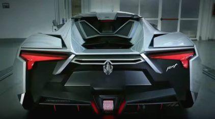 Novo HiperEsportivo: Fenyr Supersport chega com mais de 900 cv e atinge os 400 km/h (Veja o primeiro Vídeo)!
