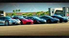 Desafio do Século na Volta Rápida: Veyron x LaFerrari x McLaren P1 x Porsche 918 x Pagani Huayra!