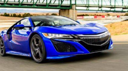 Finalmente o novo SuperEsportivo da Honda ficou pronto: veja os primeiros Vídeos do Honda NSX na pista!