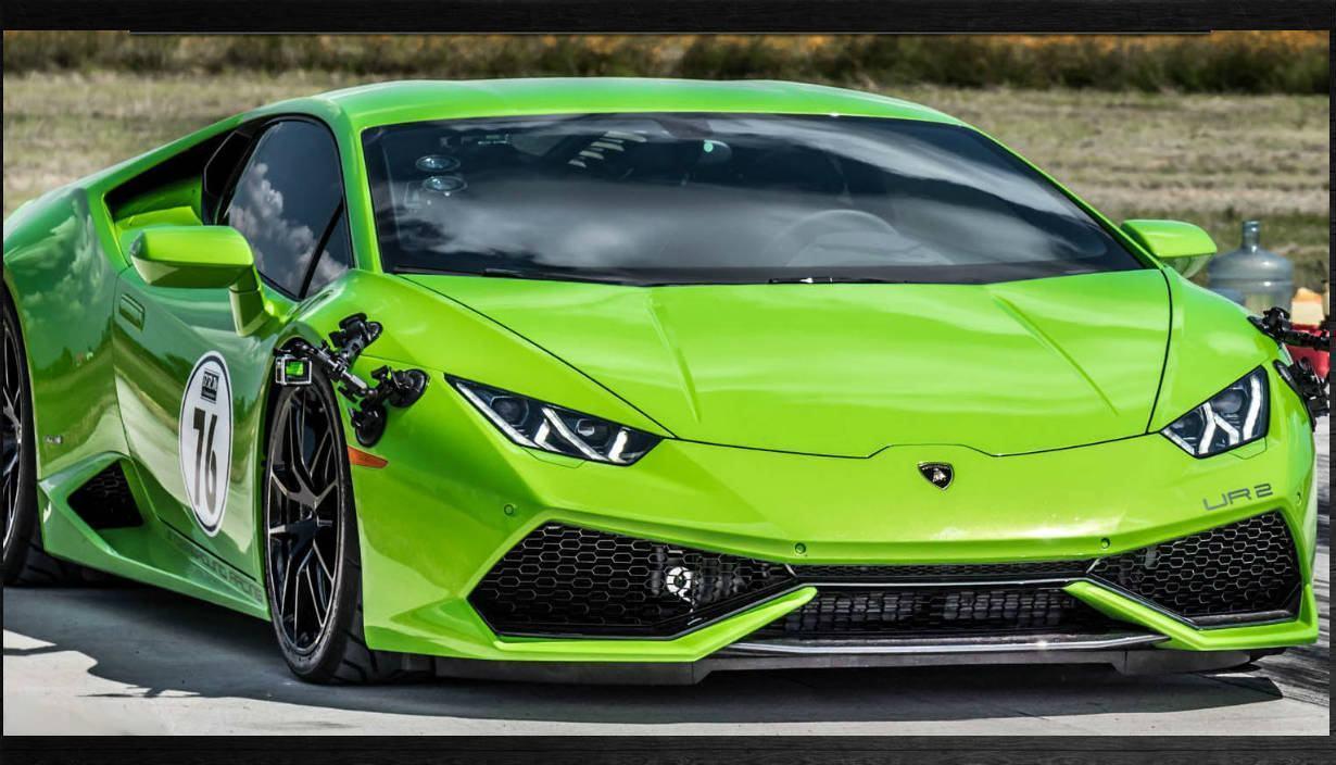 Insanidade Ultra Veloz: Lamborghini Brutal (com 2.331cv) Quebra Recorde  Mundial De Velocidade!