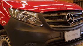Novidade da Mercedes-Benz no Brasil: Vídeos mostram o Vito (nas versões Van e Furgão)!
