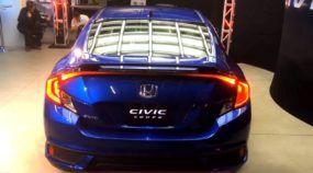 Agora é a vez do novo Honda Civic Coupe 2016: Vídeo revela o momento da apresentação!