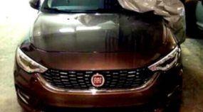 Novo Fiat Tipo é flagrado no Brasil: será que ele vai ser lançado por aqui? Vídeos mostram detalhes do carro!