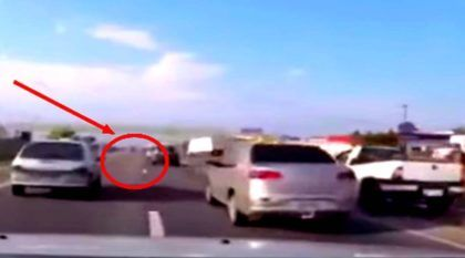 Vídeo de perseguição, contra uma Montana, retrata (em 2 min) o caos do trânsito brasileiro!