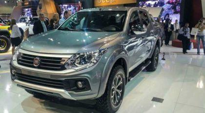 Fiat revela sua nova picape FullBack (baseada na parceria com a Mitsubishi)!