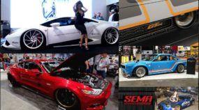 SEMA Show 2015: Las Vegas recebe os carros preparados mais incríveis do mundo