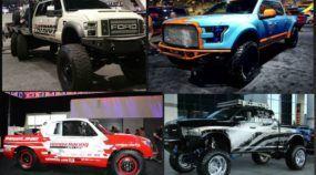 Veja as picapes mais insanas do SEMA Show 2015 (coitadas das caminhonetes brasileiras)