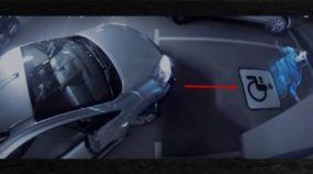 Vídeo (super genial) vai fazer você pensar, 10 vezes, antes de estacionar numa Vaga para Deficientes!