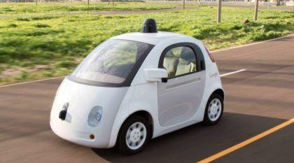Entenda como funciona o carro do Google que não precisa de motorista