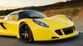Top! Conheça o Hennessey Venom GT, o carro de série mais rápido do mundo!