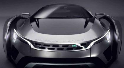 Este Land Rover criado por um estudante de Design é simplesmente animal!