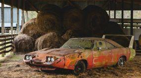 Raridade esquecida por 40 anos na Fazenda! Descoberto um histórico (e valiosíssimo) Dodge Charger 1969!