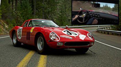 Vídeo de pura Paixão Automotiva: subindo a Serra na mais lendária (e caríssima) Ferrari V12 da história!
