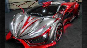 INFERNO: esse é o nome do novo HiperCarro vindo do México (para brigar com o Koenigsegg e Veyron?)
