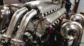 Muito além do extremo! Motor V16 de hipercarro de Dubai atinge (inimagináveis) 4.577cv no dinamômetro!