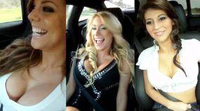 Veja a reação dessas Lindas Mulheres sentindo o que são Carros Velozes (de verdade)!