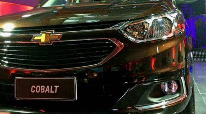 Com novo visual na linha 2016, Chevrolet Cobalt é revelado (em vídeo)!