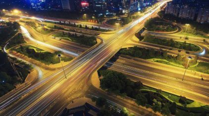 Uma obra impressionante: Chineses substituem trecho inteiro de Viaduto em apenas 43 horas!