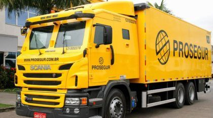 Caminhões Blindados? Aumento da violência no Brasil faz Scania desenvolver veículos (inéditos) contra roubos!