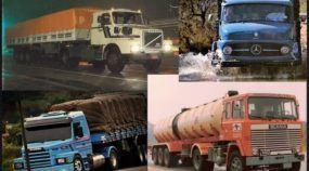 TOP 10: Caminhões mais marcantes na história do Brasil! Vídeo só com as Lendas das Estradas!