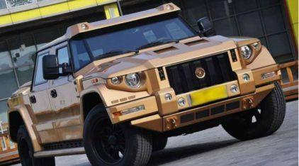 Polêmico, este é o SUV mais caro do mundo!