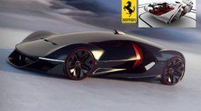Ferrari revela os seus surpreendentes