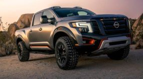 Brutal! Nissan revela nova Picape totalmente intimidadora! Será que ela encara a Ford Raptor?