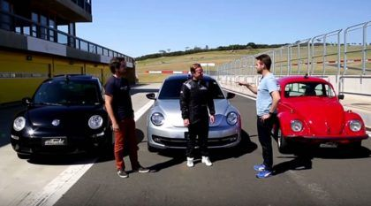 É FUSCA na Pista! Como anda o lendário Volkswagen (na volta rápida) e os seus modelos mais novos? Descubra!