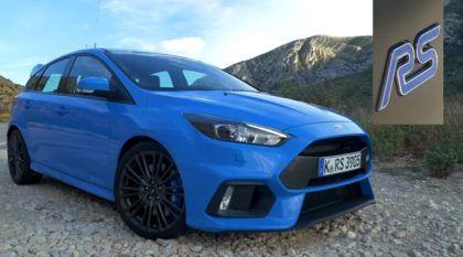 Ford Focus RS: versão esportiva pra valer (tão pedida) ou mais do mesmo? Testes reveladores!