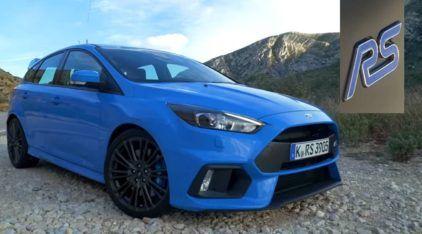 Ford Focus RS: versão esportiva pra valer (tão pedida) ou mais do mesmo? Teste revelador!