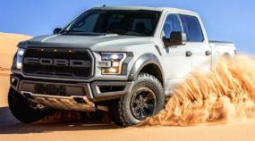 Lançamento TOP! Ford apresenta a nova e insana F150 Raptor (cabine dupla) com 416 cv e 10 marchas!