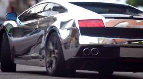 Como transformar um Lamborghini Gallardo em