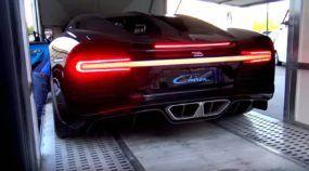 Vídeo revela novidade: com 1500cv e velocidade de 420 km/h, surge o sucessor do Bugatti Veyron!