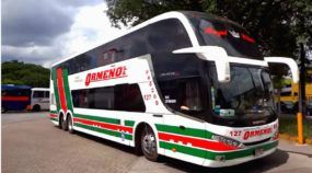 Incrível: A linha de Ônibus mais longa do Mundo agora liga o Rio de Janeiro a Lima, no Peru! Veja imagens do trajeto!