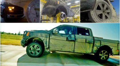 Testes de Tortura? Veja como a Ford desenvolve a sua Picape F-150 para enfrentar condições extremas!