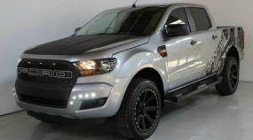 Ranger Raptor? Será que essa vai ser a nova aposta (agressiva) da Ford?